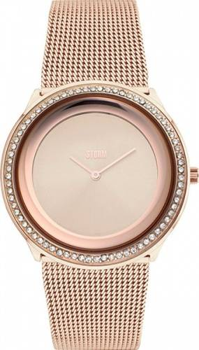 Storm ZUZORI CRYSTAL ROSE GOLD